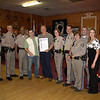 CHP Presentation of Resolution to Dr, Hood for saving the life of CHP Officer Joel Merrill : Background on this story quoted from CHP: