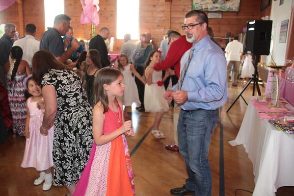 2014 Father Daughter Dance Sutter Creek