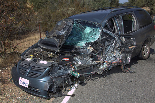 10112013 Head-on accident Buena Vista Road